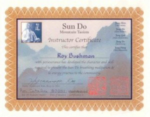 Sun Do Instructor Certification